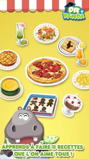 dr panda : restaurant – jeu de cuisine pour enfants – version