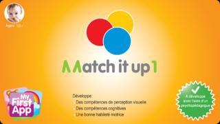 Application screenshot: 1 Match it up 1 [itunes]