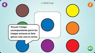 Application screenshot: 3 Match it up 1 [itunes]