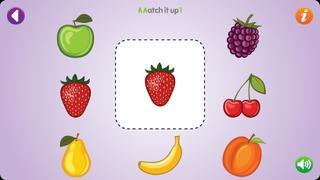 Application screenshot: 4 Match it up 1 [itunes]