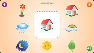 Application screenshot: 5 Match it up 1 [itunes]