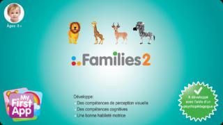 Application screenshot: 1 Families 2 [itunes]
