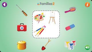 Application screenshot: 4 Families 2 [itunes]