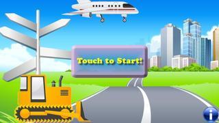 Application screenshot: 1 Puzzles des véhicules pour les tout-petits et les enfants GRATUIT - jeux pour enfants - puzzles pour enfants - voitures et camions [itunes]