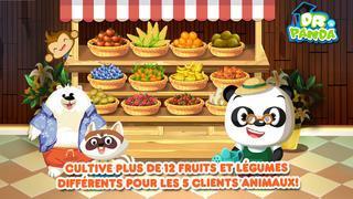 Application screenshot: 5 Dr. Panda : Potager [itunes]