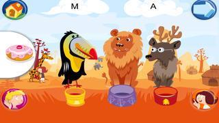 Application screenshot: 3 Jeux pour lire avec Sami et Julie Lite, pour iPad [itunes]