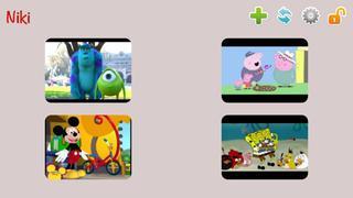 Application screenshot: 1 Niki Play [itunes]