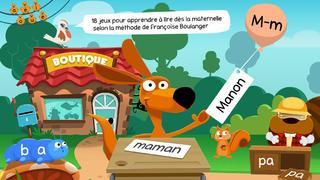 Application screenshot: 1 Le bonheur de lire dès 3 ans: les fondements de la lecture en maternelle [itunes]