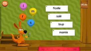 Application screenshot: 2 Le bonheur de lire dès 3 ans: les fondements de la lecture en maternelle [itunes]