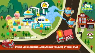 Application screenshot: 4 Les Voitures de Dr. Panda [itunes]