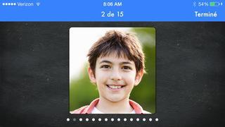 Application screenshot: 1 Découvrons les émotions : émotions et habiletés sociales en éducation spécialisée, thérapie du langage et orthophonie [itunes]