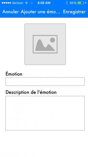 Application screenshot: 5 Découvrons les émotions : émotions et habiletés sociales en éducation spécialisée, thérapie du langage et orthophonie [itunes]