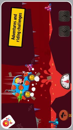 Application screenshot: 3 Pepi Ride [itunes]