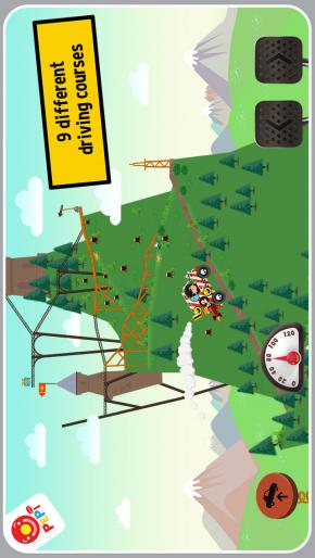 Application screenshot: 4 Pepi Ride [itunes]