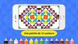 Application screenshot: 3 Zen Studio: relaxation et concentration en dessinant [itunes]