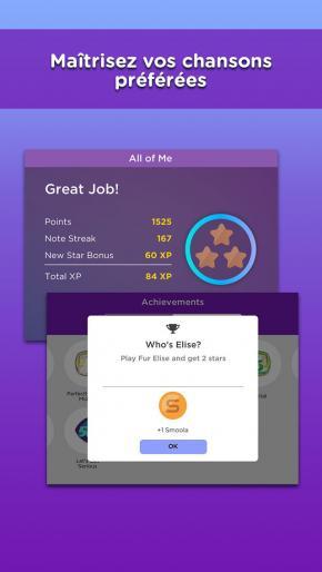 Application screenshot: 3 Magic Piano [itunes]