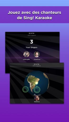 Application screenshot: 5 Magic Piano [itunes]