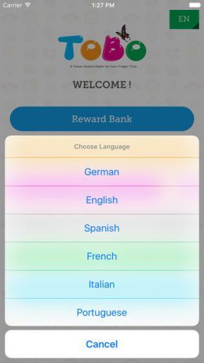 Application screenshot: 2 ToBo [itunes]
