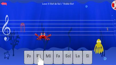 Application screenshot: 1 Music Crab [itunes]
