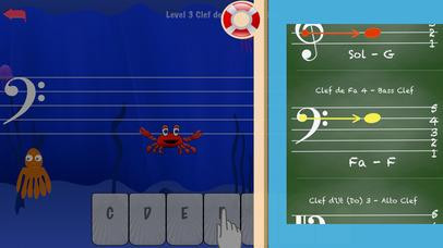Application screenshot: 3 Music Crab [itunes]