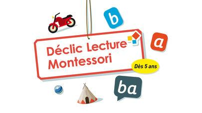 Application screenshot: 1 Déclic Lecture Montessori - Du Son des Lettres aux mots [itunes]