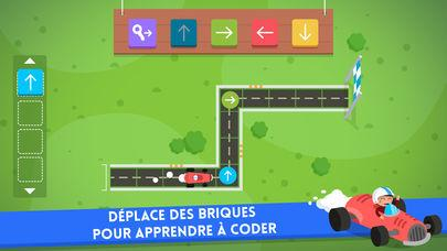 Application screenshot: 1 Code Karts - Pré-codage [itunes]