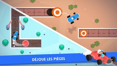 Application screenshot: 3 Code Karts - Pré-codage [itunes]