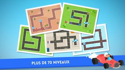 Application screenshot: 4 Code Karts - Pré-codage [itunes]