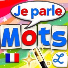 Application logo: La Magie des Mots - un alphabet mobile qui parle et vérifie l'orthographe + des tests d'orthographe [itunes]