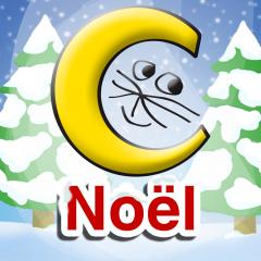 Application logo: Mes Clipounets de Noël [itunes]
