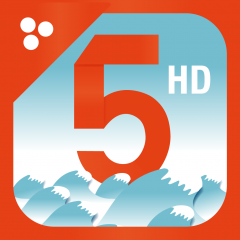 Application logo: Numberland Montessori HD [itunes]