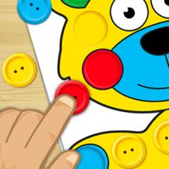 Application logo: Button Board [itunes]