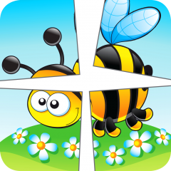 Application logo: Puzzle Me 1 [itunes]