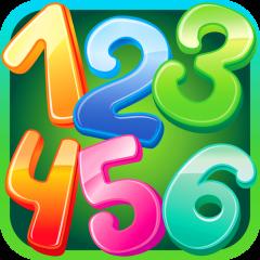 Application logo: Count & Match 1 [itunes]