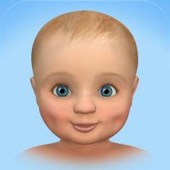 Application logo: Baby Play Face - apprendre durant la petite enfance avec un sourire! [itunes]