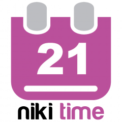 Application logo: Niki Time [itunes]