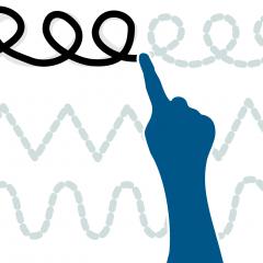 Application logo: GraphismeMaternelle [itunes]