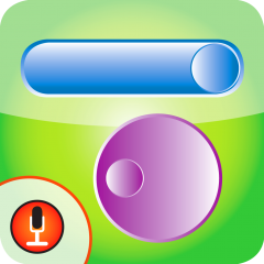 Application logo: Slide & Spin [itunes]