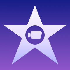 Application logo: iMovie [itunes]