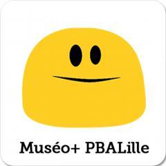 Application logo: Muséo+ PBA Lille - langue des signes [itunes]