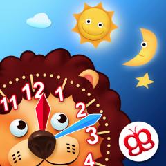 Application logo: Apprendre à Lire L'heure [itunes]