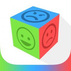 Application logo: Découvrons les émotions : émotions et habiletés sociales en éducation spécialisée, thérapie du langage et orthophonie [itunes]