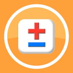 Application logo: Arithmétique pour les enfants d'âge préscolaire [itunes]