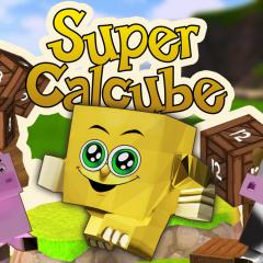 Application logo: Super Calcube [itunes]