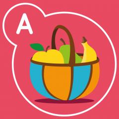 Application logo: ClassIt : jeu éducatif pour apprendre les catégories [itunes]