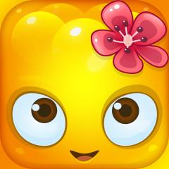 Application logo: Jelly Splash [itunes]