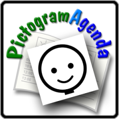 Application logo: PictogramAgenda