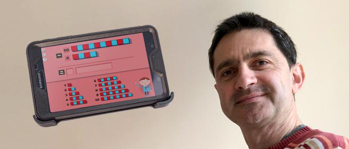 Philippe Garnier, chercheur TSA autisme mathématiques